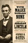 With Malice Toward None: A Biography of Abraham Lincoln Cover Image