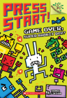 Game Over, Super Rabbit Boy! A Branches Book (Press Start! #1) Cover Image