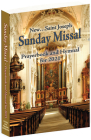 St. Joseph Sunday Missal and Hymnal for 2021 (American) Cover Image