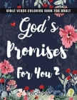 Bible Verse Coloring Book For Adult: God's Promises For You 2 - Color as You Reflect on God's Words to You Cover Image