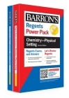 Regents Chemistry--Physical Setting Power Pack Revised Edition (Barron's Regents NY) Cover Image