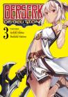 Berserk of Gluttony (Manga) Vol. 3 Cover Image