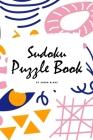 Medium Sudoku Puzzle Book (16x16) (6x9 Puzzle Book / Activity Book) Cover Image