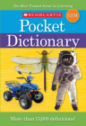 Scholastic Pocket Dictionary Cover Image