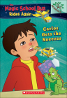 Carlos Gets the Sneezes (Magic School Bus Rides Again #3) Cover Image
