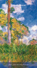 Monet, Claude 2021 Pocket Planner Cover Image