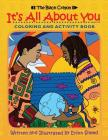 The Black Crayon It's All About You: coloring and activity book Cover Image