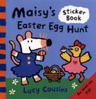 Maisy's Easter Egg Hunt: A Sticker Book Cover Image