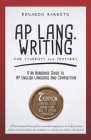 AP Lang. Writing: For Students and Teachers Cover Image