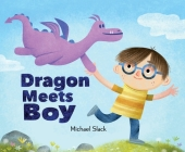 Dragon Meets Boy Cover Image