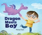 Dragon Meets Boy Cover Image