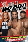 WWE Road to WrestleMania: A Trivia and Activity Book Cover Image
