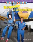 Diversión Y Juegos: Despegue Al Campamento: Tiempo (Fun and Games: Blast Off to Camp: Time) (Mathematics Readers) Cover Image