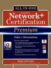 Comptia Network+ Certification All-In-One Exam Guide, Premium Fifth Edition (Exam N10-005) Cover Image