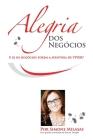 Alegria dos Negócios (Portuguese) = Joy of Business Cover Image