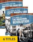Children in History (Library Bound Set of 8) Cover Image