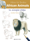 How to Draw African Animals in simple steps Cover Image