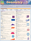 Geometry Part 1: Quickstudy Laminated Reference Guide Cover Image