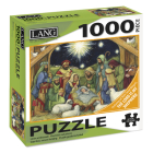 Nativity 1000 Piece Puzzle Cover Image