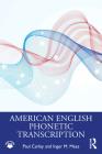American English Phonetic Transcription Cover Image