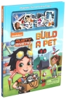 Nickelodeon Rusty Rivets: Build a Pet (Magnetic Hardcover) Cover Image