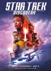 Star Trek Discovery: Guide to Seasons 1 and 2 Collector's Edition Book (Titan Star Trek Collections) Cover Image