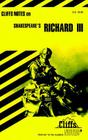 CliffsNotes on Shakespeare's Richard III Cover Image