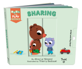 Sharing: A Pull-the-Tab Book (Pull and Play #9) Cover Image