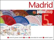 Madrid Popout Map (Popout Maps) Cover Image