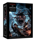 The Beholder Puzzle: A Dungeon & Dragons Jigsaw Puzzle: Jigsaw Puzzles for Adults Cover Image