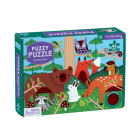 Woodland Fuzzy Puzzle Cover Image
