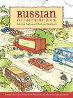 Russian Picture Word Book: Learn Over 500 Commonly Used Russian Words Through Pictures (Dover Children's Language Activity Books) Cover Image