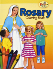 Rosary Coloring Book Cover Image