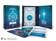 Harry Potter: Spell Deck and Interactive Book Cover Image