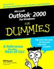 Microsoft Outlook 2000 for Windows for Dummies Cover Image