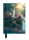 Kerem Beyit: Mama Leaf Dragon (Foiled Journal) (Flame Tree Notebooks) Cover Image