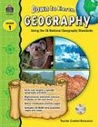 Down to Earth Geography, Grade 1 [With CDROM] Cover Image