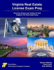 Virginia Real Estate License Exam Prep: All-in-One Review and Testing to Pass Virginia's PSI Real Estate Exam Cover Image
