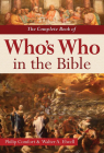 The Complete Book of Who's Who in the Bible Cover Image