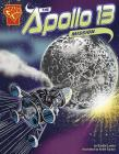 The Apollo 13 Mission (Graphic History) Cover Image
