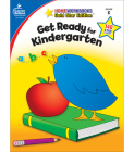 Get Ready for Kindergarten: Gold Star Edition (Home Workbooks: Gold Star Edition) Cover Image