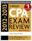 Wiley CPA Examination Review, 2012-2013 Set Cover Image