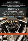 Donny's Unauthorized Technical Guide to Harley-Davidson, 1936 to Present: Volume I: The Twin Cam Cover Image