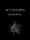 Accounting Ledger Book: Expense TrackerAmazing Accounting Ledger for Bookkeeping Ledger Notebook Budget Planner for Men Cover Image