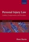 Personal Injury Law: Liability, Compensation, and Procedure Cover Image