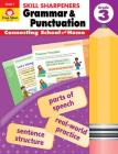 Skill Sharpeners Grammar and Punctuation, Grade 3 Cover Image
