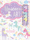 Unicorn Art (Art Books) Cover Image