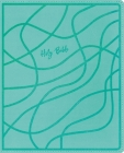 Niv, Verse Mapping Bible for Girls, Leathersoft, Teal, Comfort Print: Gathering the Goodness of God's Word Cover Image