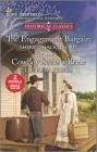 The Engagement Bargain and Cowboy Seeks a Bride Cover Image