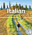 Lonely Planet Italian Phrasebook and CD Cover Image